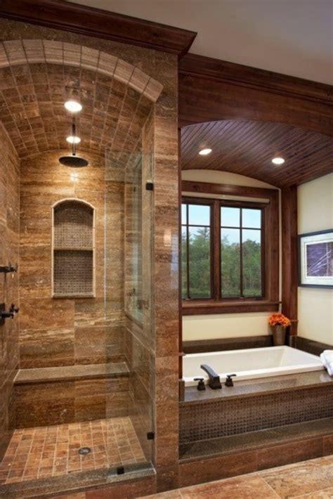 master bathroom shower pinspiration 12 gorgeous luxury bathroom designs style Luxury