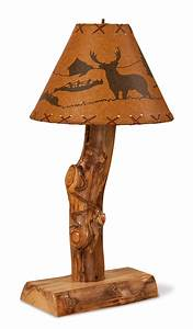 Products hardwood creations for Aspen tree floor lamp