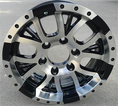 Trailer Aluminum Hole Inch Wheel T13 Wheels