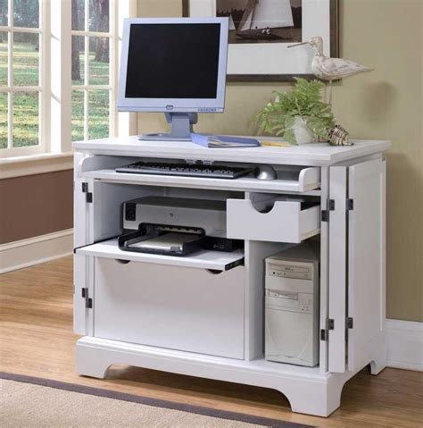 desk with printer cabinet desk with printer storage hostgarcia