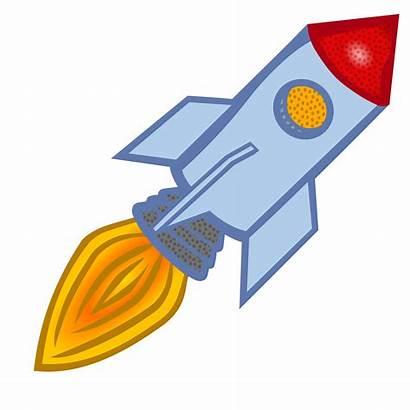 Rocket Clipart Rockets Coloured Clip Space Spaceship