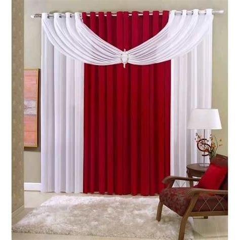 buscar cortinas para salas cortinas rojas para sala imagui