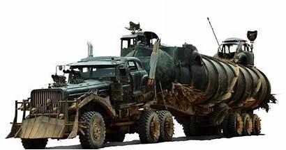 War Rig Road Vehicles