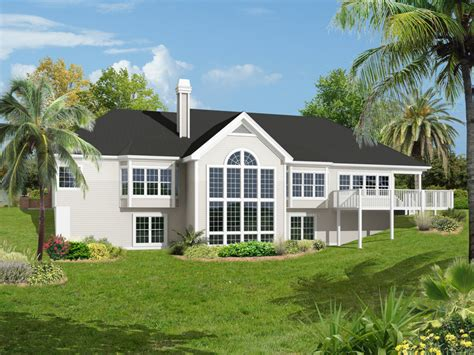 carmel place atrium ranch home plan   house plans