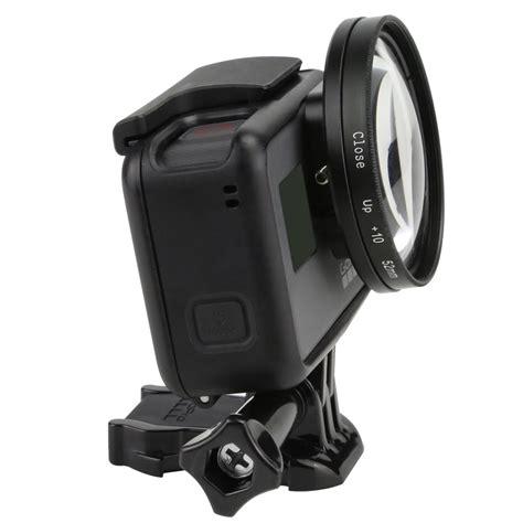 mm magnifier macro close lens gopro hero