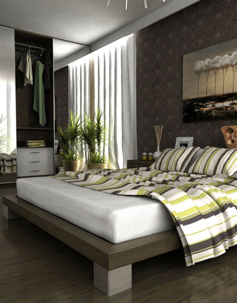 Bedroom Hot White And Grey Bedroom Decoration Using Light