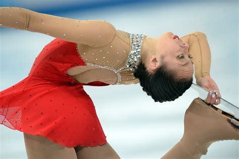 figure skating hairstyles at the olympics stylecaster