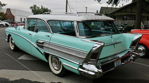 Buick Century Station Wagon by 1958 Buick Century Caballero Estate Wagon Cool Classics
