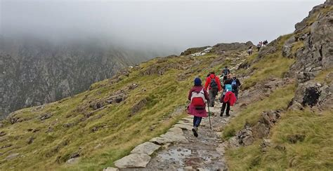 national  peaks challenge mountain trek challenge  uk