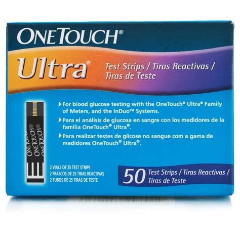 one touch ultra 2 blood glucose monitoring