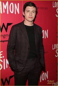 Nick Robinson Simon Love Premiere