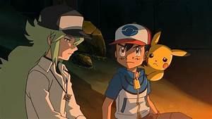 Pokémon White - Ash & Zekrom VS N & Reshiram - YouTube