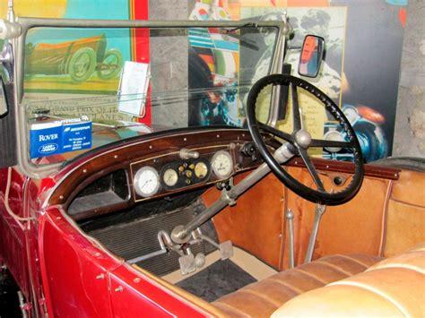 1923 Fiat 501 Torpedo Museum Exhibit 360carmuseumcom