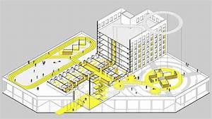 Officeproject Built Alternative Community Center On