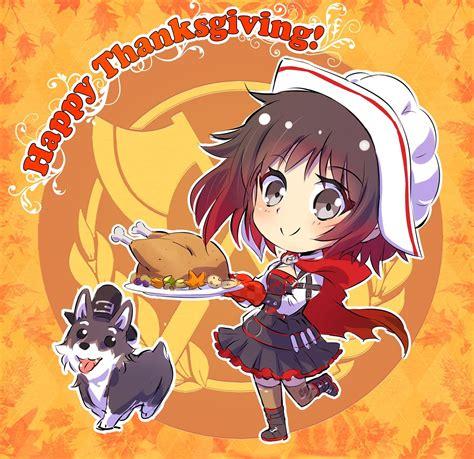 Anime Thanksgiving Wallpaper - wallpaper illustration anime rwby ruby