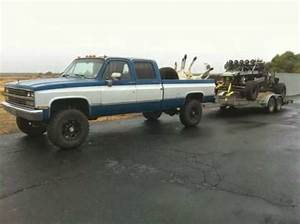 Sell Used Cummins Powered Chevy K30 In Alameda  California  United States