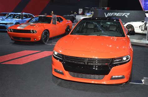 Go Mango Color by Dodge Expands Popular Go Mango Color To All Chargers