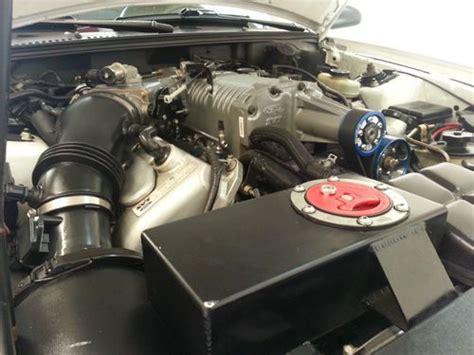 Purchase Used 2001 Ford Mustang Svt Cobra. Built Mmr 03