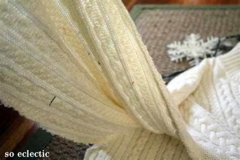 cable knit christmas tree skirt pattern myideasbedroom com