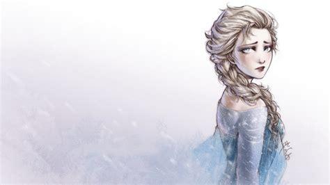 princess elsa frozen  wallpapers hd desktop