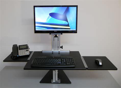 kangaroo pro standing desk kangaroo pro junior by ergodesktop ergocanada detailed