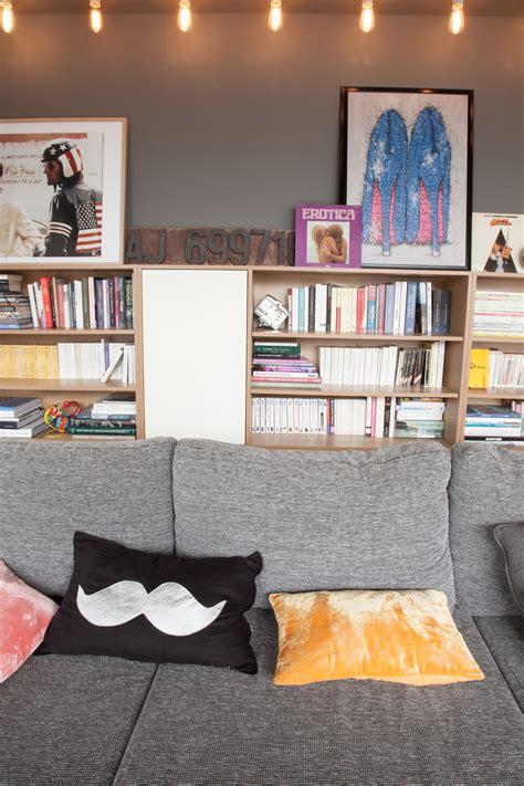 canapé avec bibliothèque intégrée canape bibliotheque picslovin