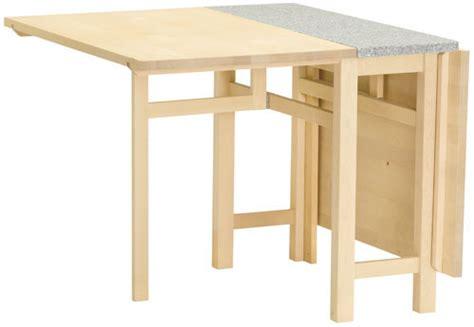 table de cuisine pliable table pliante ref table bohus