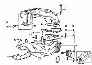 Original Parts For E36 318is M42 Sedan    Engine   Intake