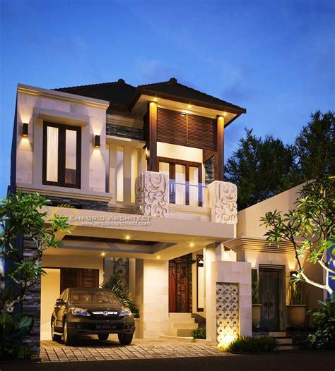 project jasa arsitek jakarta desain rumah villa bali