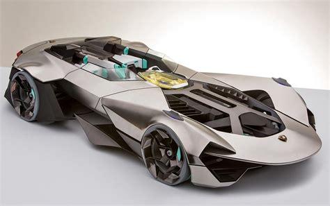 lamborghini concept lamborghini quanta concept cars diseno art