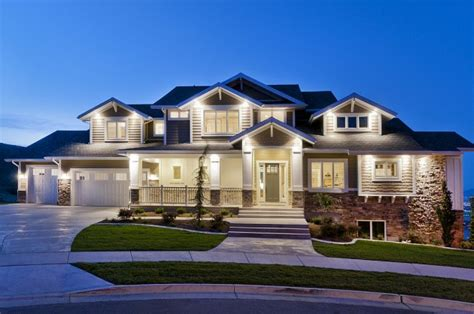 Home Design Ideas Outside by 15 Inviting American Craftsman Home Exterior Design Ideas