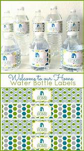 Welcome to our home water bottle label duke bottle and home for How to make bottle labels at home