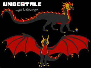 Undertale OC Dragon