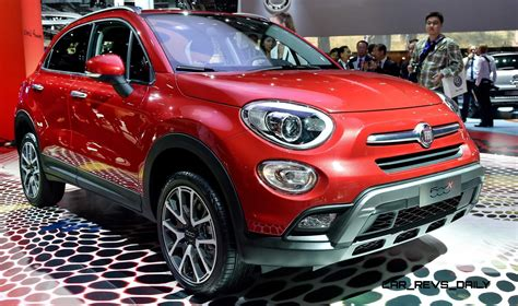 Who Makes Fiat by 2016 Fiat 500x Makes Debut With Optional Awd And 9