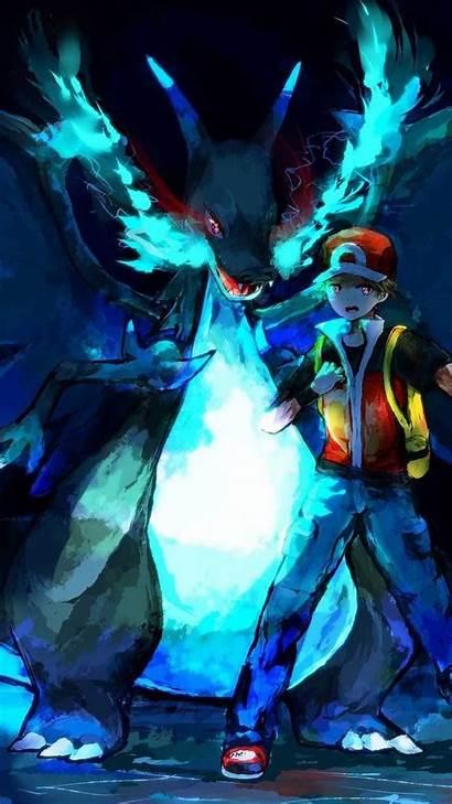 Pokemon Charizard Wallpapers Mega Desktop Pc Android