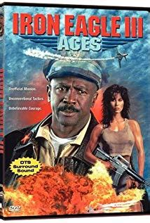 aces iron eagle iii  poster