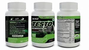 Testo Peak U2122 Testosterone Booster Supplement