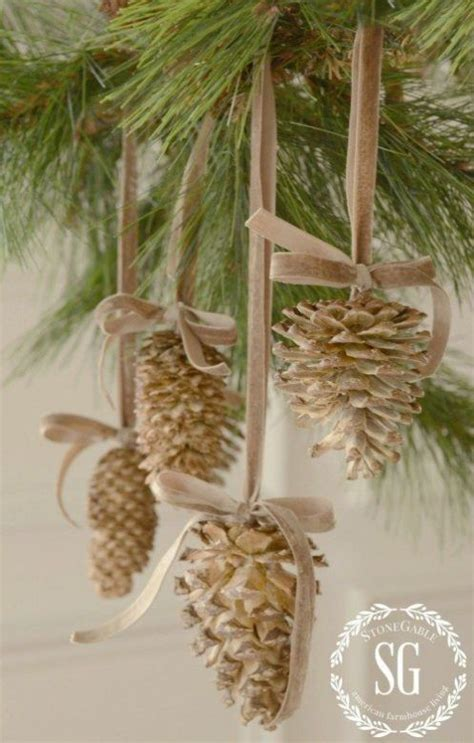 easy homemade christmas decorations mumsmakelistscom
