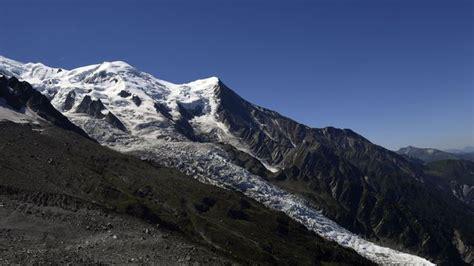 chambre des geometres experts le mont blanc a perdu 1cm en deux ans l 39 express