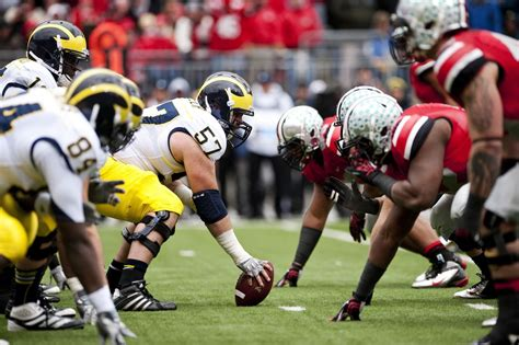 Michigan vs. Ohio State in CFP final would be 'dream ...
