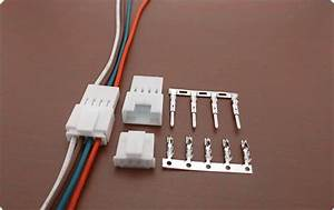 Smh Smp 2 5mm Pitch Wire To Wire Connectors