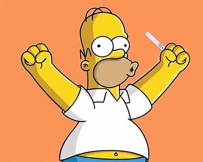 Simpson Homer Pregnant Pregnancy Announcement Meme Know