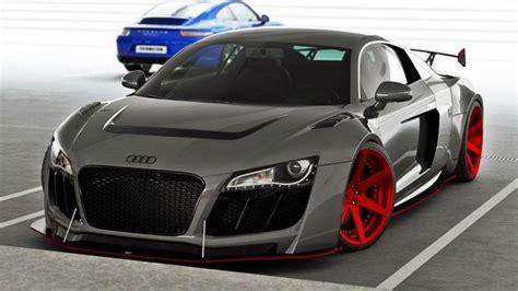 Audi R8 Wide Kit by Audi R8 Wide Kit P1