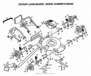 Ayp  Electrolux 5166a89  1998  Parts Diagram For Rotary