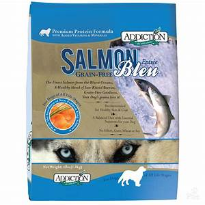 Addiction Salmon Bleu NZ Grain Free Dry Dog Food