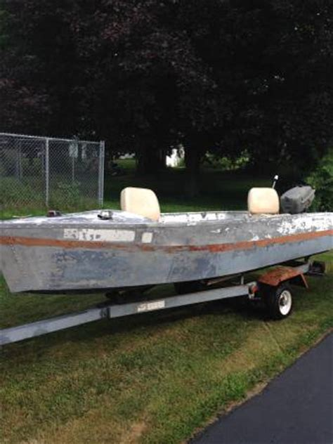 Boat Paint Belfast by 15ft 195x Aerocraft H 16 Aerocraft Boats