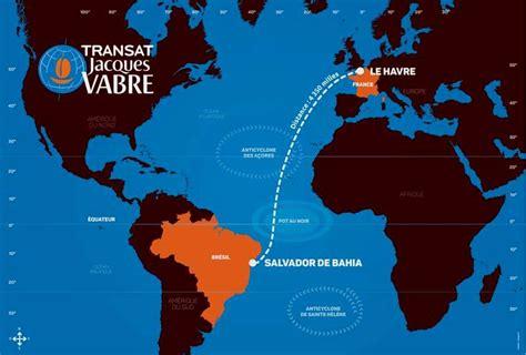 transat jacques vabre une 13e 233 dition de 4 350 croisi 232 re bateaux et navires yacht zone