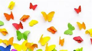 Schmetterlinge Aus Papier : schmetterlinge aus papier f r fr hlingsstimmung auf der tafel ~ Lizthompson.info Haus und Dekorationen