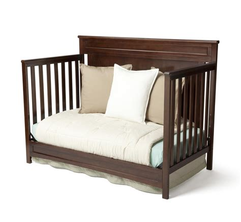 s convertible crib delta children princeton 4 in 1 fixed side convertible