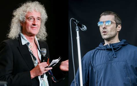Liam Gallagher Doesn't Like Queen